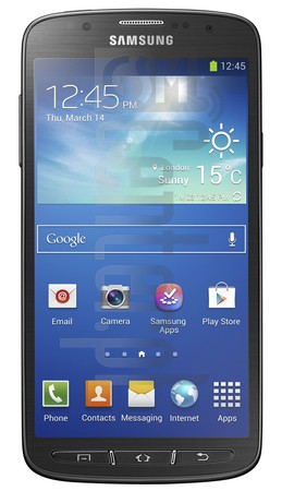 SAMSUNG I537 Galaxy S4 Active