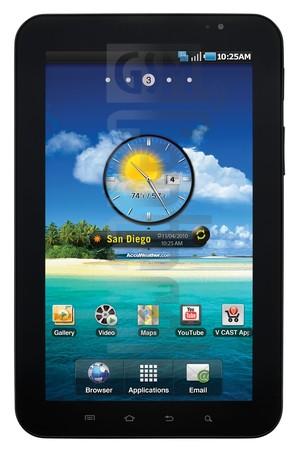 SAMSUNG i800 Galaxy Tab 7.0