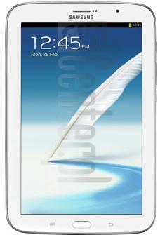 SAMSUNG N5100 Galaxy Note 8.0 3G