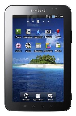 SAMSUNG P100 Galaxy Tab Sprint CDMA