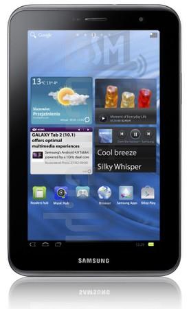 SAMSUNG P3110 Galaxy Tab 2 7.0