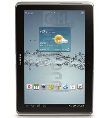 SAMSUNG P5100 Galaxy Tab 2 10.1
