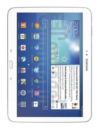 SAMSUNG P5210 Galaxy Tab 3 10.1 WiFi