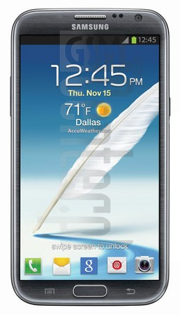 SAMSUNG R950 Galaxy Note II