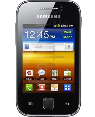SAMSUNG S5367 Galaxy Y TV
