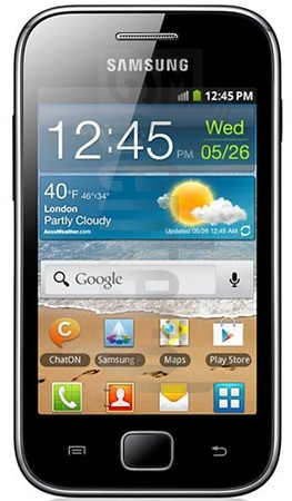 SAMSUNG S6800 GALAXY ACE ADVANCE