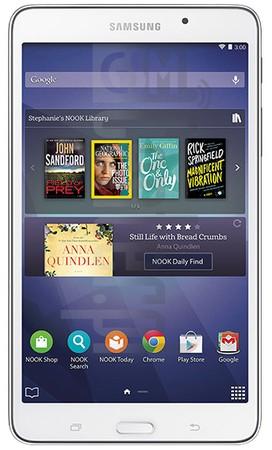 SAMSUNG T230 Galaxy Tab 4 Nook 7.0