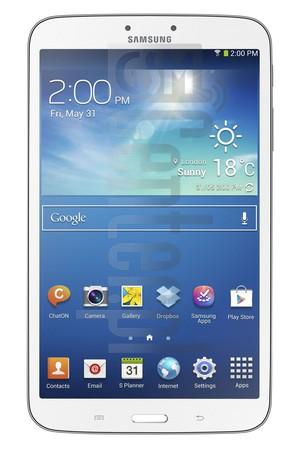 SAMSUNG T311 Galaxy Tab 3 8.0 3G