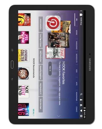 SAMSUNG T530 Galaxy Tab 4 Nook 10.1