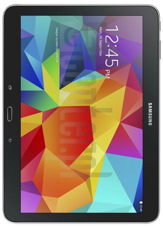 SAMSUNG T531 Galaxy Tab 4 10.1