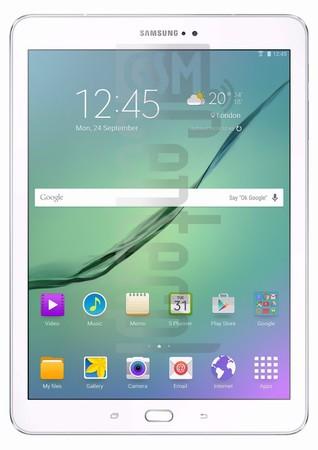 SAMSUNG T713 Galaxy Tab S2 VE 8.0