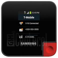 SAMSUNG V100T LTE Mobile HotSpot Pro