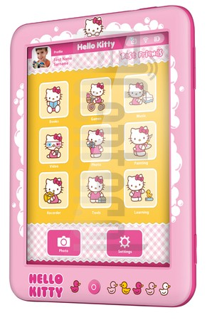 SENCOR ELEMENT 8 HELLO KITTY