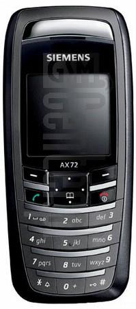 SIEMENS AX72