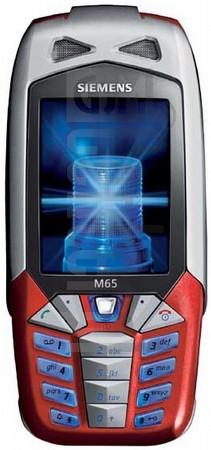 SIEMENS M65 Rescue Edition