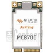 SIERRA WIRELESS MC8700/MC8700V