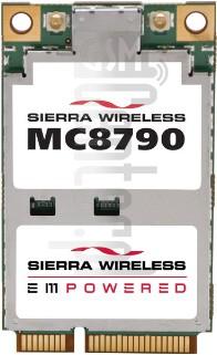 SIERRA WIRELESS MC8790/MC8790V