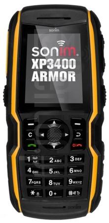 SONIM XP3400 Armor