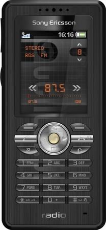 SONY ERICSSON Radio R300i