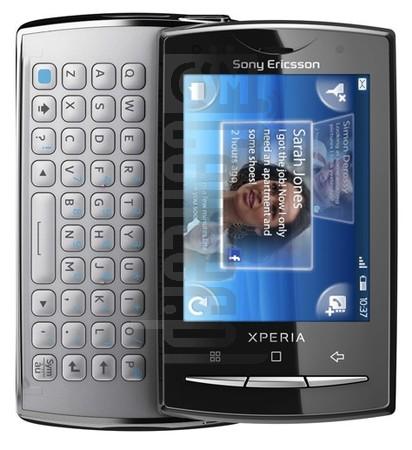 SONY ERICSSON Xperia Mini Pro X10 U20i