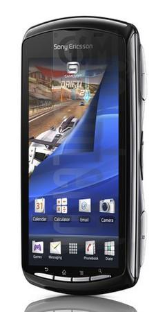 SONY ERICSSON Xperia Play R800i SO-01D