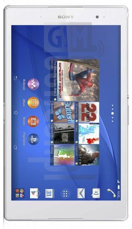 SONY SGP611CE Xperia Z3 Tablet Compact