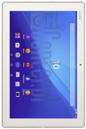 SONY SGP712 Xperia Z4 Tablet Wi-Fi