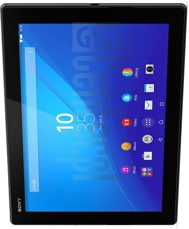 SONY Xperia Z4 Tablet WiFi
