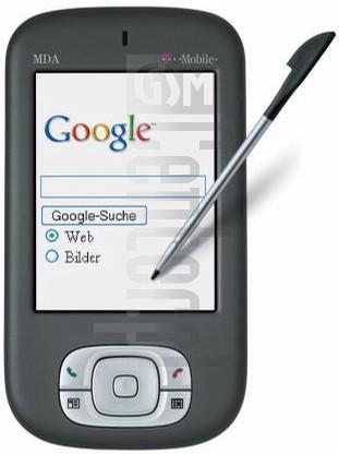 T-MOBILE MDA Compact II (HTC Charmer)