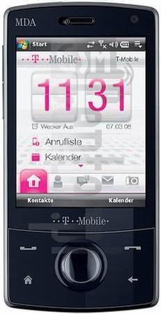 T-MOBILE MDA Compact IV (HTC Diamond)