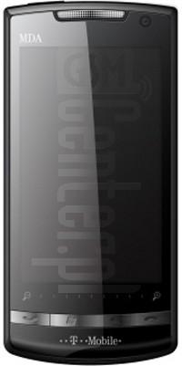 T-MOBILE MDA Compact V (HTC Topaz)