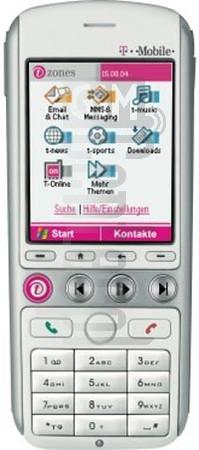 T-MOBILE SDA Music II (HTC Hurricane)