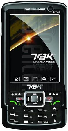 TRAK CP-500