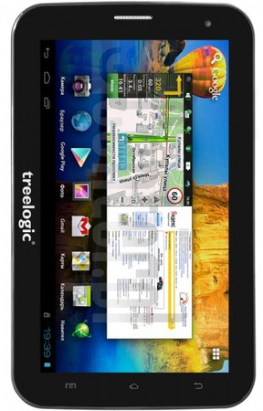 TREELOGIC Gravis 73 3G GPS SE