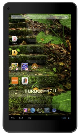 TURBO Pad 711