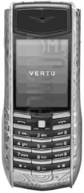 VERTU Damascus Steel