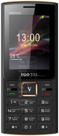 VGO TEL i550 Plus