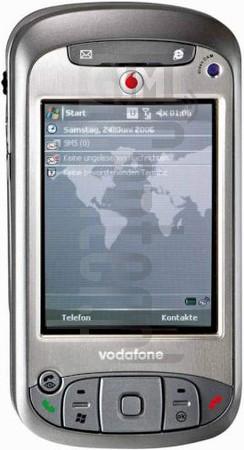 VODAFONE v1605 (HTC Hermes)