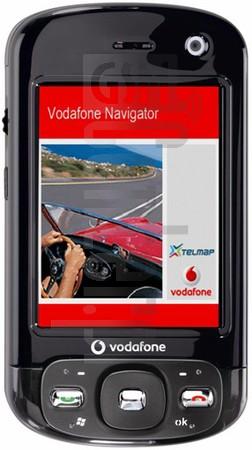 VODAFONE VPA Compact GPS (HTC Trinity)