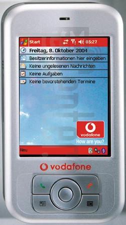 VODAFONE VPA Compact (HTC Magician)