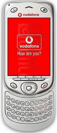 VODAFONE VPx (HTC Blueangel)