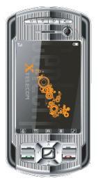 XTELECOM X9118 Bandshine
