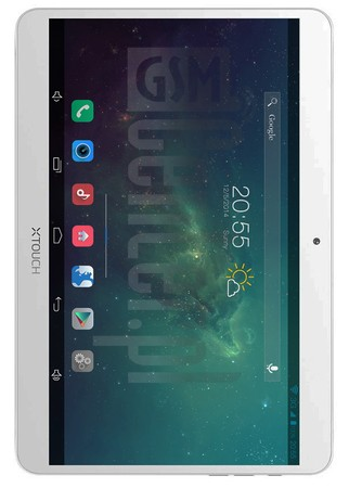 XTOUCH PF10