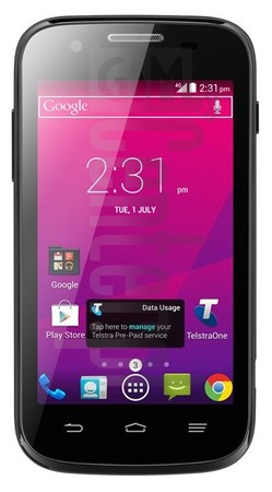 ZTE Telstra Evolution T80